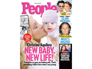 Christina Aguilera: Why I Named My Daughter Summer Rain