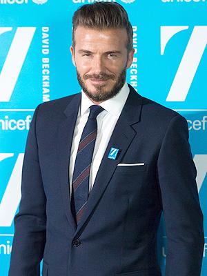 David Beckham Fathers Day