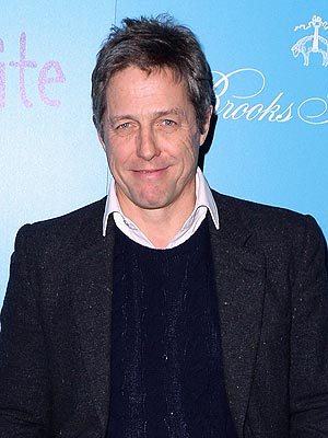 Hugh Grant Welcomes Fo...