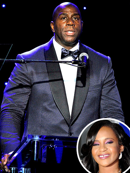 Celebrities Talking About Bobbi Kristina at Clive Davis's Pre-Grammys Party