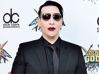 See Marilyn Manson Dressed as a Creepy Mickey Mouse (PHOTO)