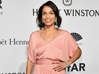 Rosario Dawson Shares Why She's So Passionate About AIDS Advocacy in Emotional amfAR Speech