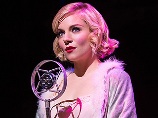 See Sienna Miller as Sally Bowles in Cabaret on Broadway