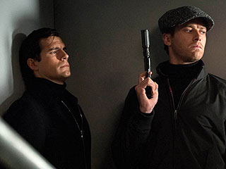 Watch Henry Cavill & Armie Hammer in The Man From U.N.C.L.E. Trailer