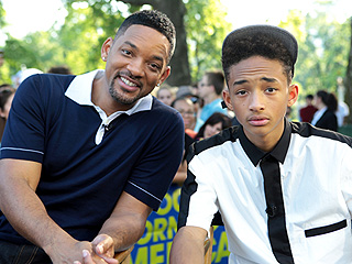 Will Smith: Jaden Only Owns One Pair of Shoes!