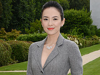 Crouching Tiger Star Zhang Ziyi Says 'Yes' When Engagement Ring Is Delivered by Drone