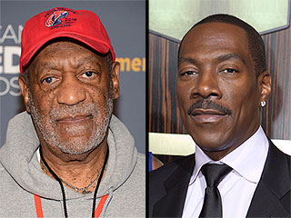 Bill Cosby Is 'Appreciative' of Eddie Murphy for Not Impersonating Him on SNL