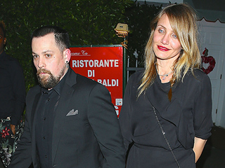 How Did Cameron Diaz and Benji Madden Spend Their First Valentine's Day as a Married Couple?