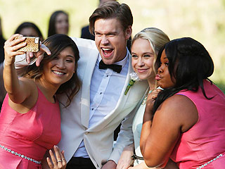 VIDEO: Surprise! Inside Glee's Double Wedding