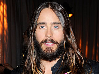 Jared Leto Is Trying to 'Gain a Lot of Weight' to Play the Joker