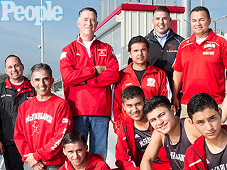 Meet the Real-Life Hero Coach Played by Kevin Costner in McFarland, USA