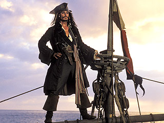 Check Out the Amazing Set from the New Pirates of the Caribbean Movie