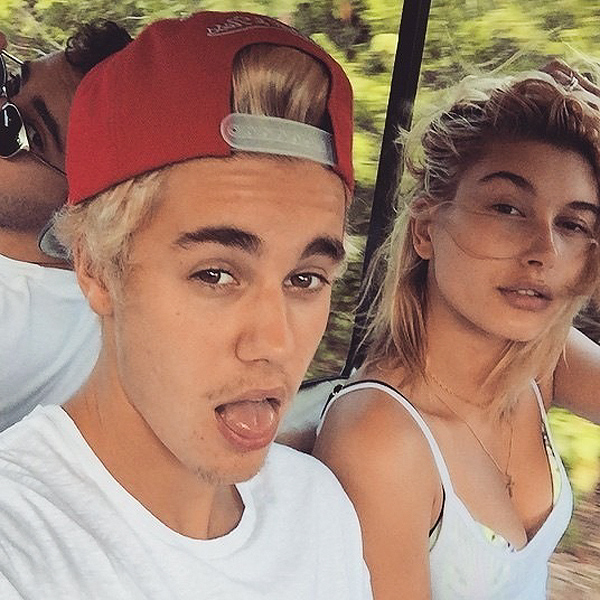 Is justin bieber dating someone
