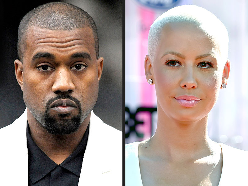 Amber Rose Slams Kanye West for Mentioning Son in Twitter Feud with Wiz Khalifa: 'You Don't Bring in My Baby!'| Scandals & Feuds, People Scoop, Music News, Amber Rose, Kanye West, Wiz Khalifa