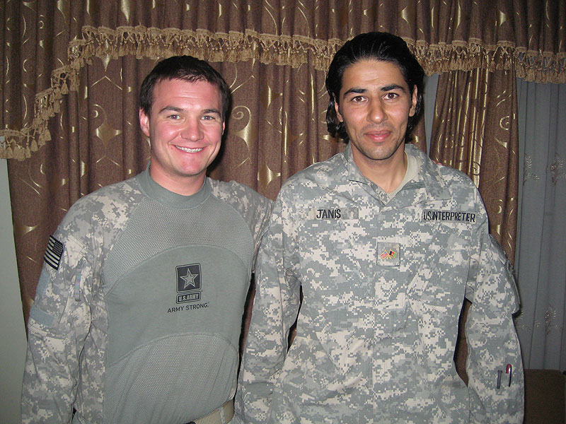 Heroes Among Us: Former Soldier and Interpreter Help Afghan Interpreters Who Come to the U.S.