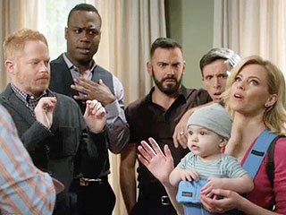 From Fortune: Modern Family Shot an Entire Episode on iPhones & iPads – and It Airs Tonight