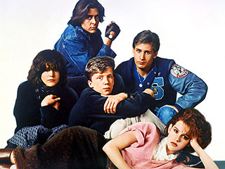 Initial Draft of The Breakfast Club Is Found in a High School Filing Cabinet