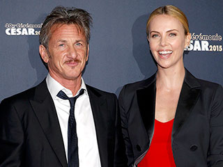 Sean Penn Calls Charlize Theron 'The Love of My Life' | Charlize Theron, Sean Penn