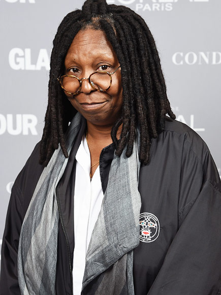 Whoopi Goldberg address