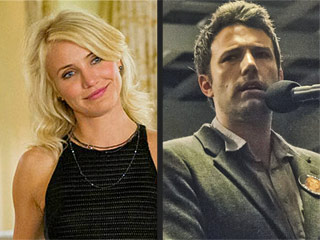 Cameron Diaz, Ben Affleck Nab Razzies (His Is for Something Nice – Really)