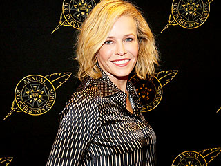 Chelsea Handler Strips Down in Anticipation of Her Late Night Appearance