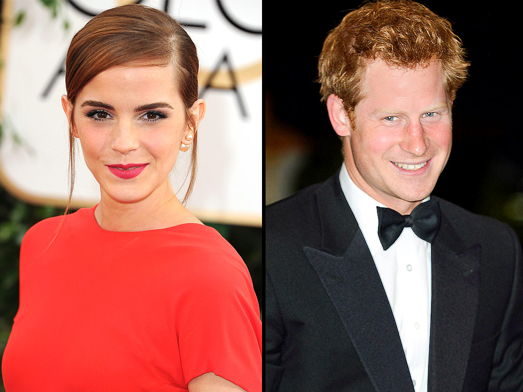 Is Emma Watson Dating Prince Harry?