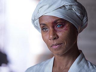 Gotham First Look: Jada Pinkett Smith's Fish Mooney Has a Brand New Eye