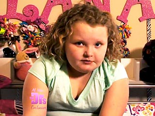 Honey Boo Boo Has Lost Nearly 8 Lbs., and Mama June Is Proud