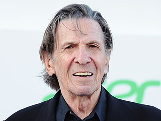 Was Leonard Nimoy Hospitalized for Chest Pains?