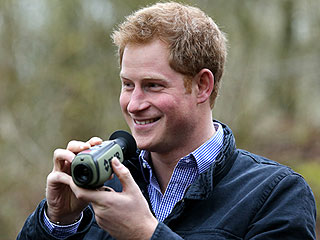 How Many Rare Rodents Did Prince Harry Spot on His Squirrel-Watching Trip? (Spoiler Alert: 0)