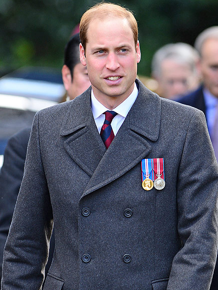 Prince Williams Launching Campaign on Male Suicide