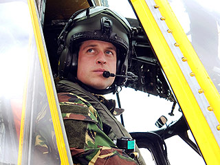 Prince William 'Made Sure Everyone Was Okay' During Prison Rescue Mission