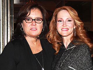 Rosie O'Donnell Comforted Ex Michelle Rounds After Apparent Overdose: Source