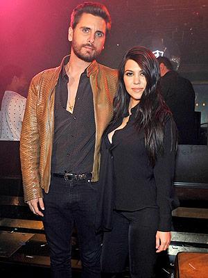 Kourtney Kardashian son Reign Aston photo