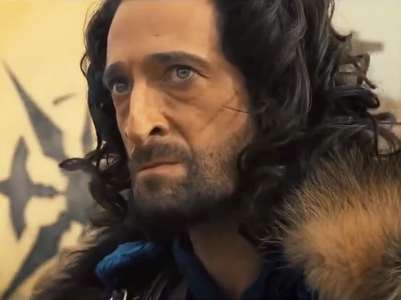 adrien brody in dragon blade brody worked with chinese filmmaker Adrien Brody