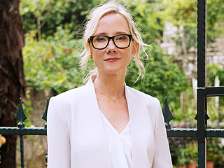 Anne Heche: I Channeled Indiana Jones for Dig