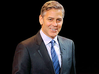 George Clooney: 'My Wife's the Smart One' | George Clooney