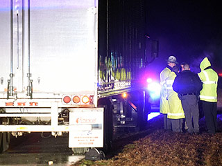 Gold Heist: Armed Robbers Steal $4 Million from Tractor Trailer