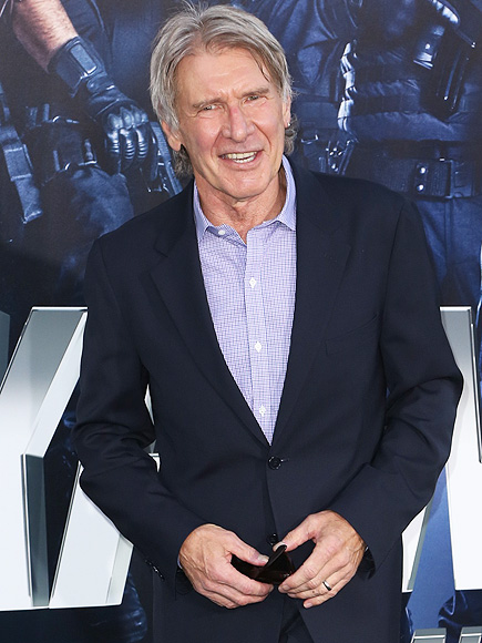 Actor Harrison Ford Plane Crashed, suffers serious injuries