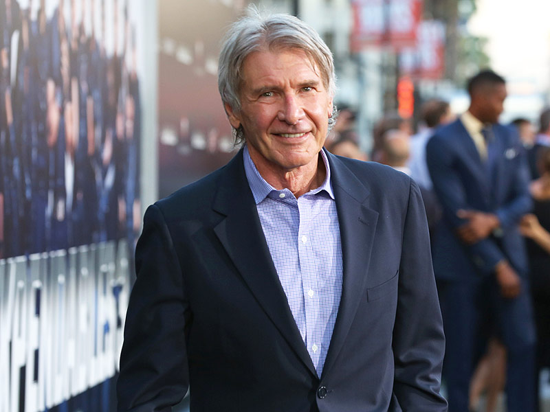 Harrison Ford Talks Ab...