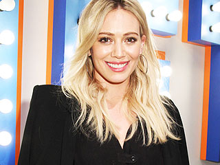 Hilary Duff Talks Marriage, Love – and Aaron Carter!