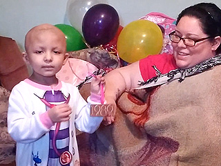 Little Girl with Tumor Has One Final Wish – to Dance with Taylor Swift