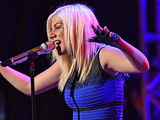American Idol Contestant Jax Wears #TheDress