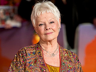 Judi Dench Reveals How She's Coping with Losing Her Vision | Judi Dench