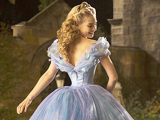 How Did Cinderella's Lily James Really Get That Tiny Waist?