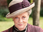 Battle of the Period Dramas! Downton Abbey Adviser Disses War and Peace for Historical Error | Maggie Smith