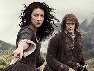 Claire Wields a Knife in New Outlander Posters