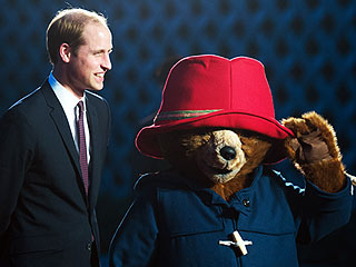 Prince William Plays Soccer – And Meets Paddington! – in China