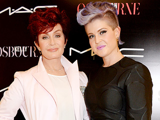Sharon Osbourne on Daughter Kelly Leaving Fashion Police: 'It Was Just Her Time'