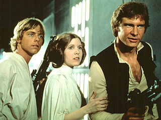 Carrie Fisher to Harrison Ford: 'Can I Drive Next Time?'